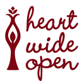 *heart wide open* logo
